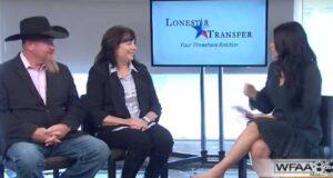 Lonestar Transfer Interview