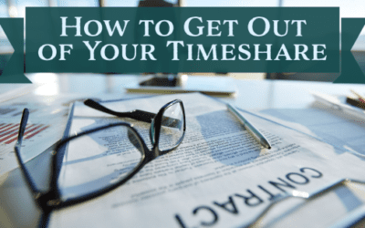 How to Get Out of Your Timeshare