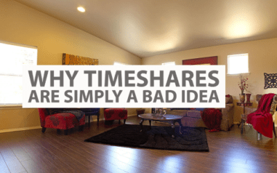 Why Timeshares Are Simply a Bad Idea