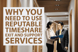 timeshare exit and support services